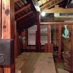 17354183 - 屋根裏部屋風の席