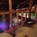 17354186 - 屋根裏部屋風の席2
