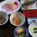 田島屋旅館 - 朝食