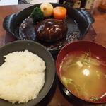 中村屋 - ハンバーグランチS
