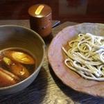 蕎麦十九 夢玄 - 鴨汁と太打ち田舎蕎麦