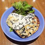 TOKYO PEOPLE'S CAFE - お豆腐のハンバーグ