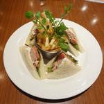 TOKYO PEOPLE'S CAFE - サンドウィッチ