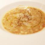 ドルチェ ポンテベッキオ - イタリア田舎風 豆のスープ (単品だと735円) '13 1月初旬