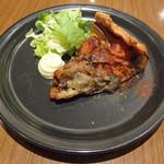 トーキョーピープルズカフェ - 野菜のキッシュ
