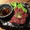 炭火焼肉 しちりん園 - 料理写真:馬レバー
