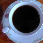 市松 - ブレンドコーヒー(真上)