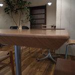 Cafe r - cafe r (カフェ・アール) テーブル by 「あなたのかわりに・・・」