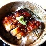 17361464 - ミニひつまぶし丼♬