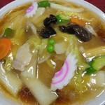 幸楽 - 広東麺大盛900円