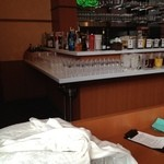 ラ・ベルデ - ドリンクコーナー(ディナーならお酒は充実してそう)