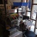 ビアビア - 製麺機