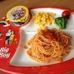 ビッグボーイ - おこさまスパゲティ