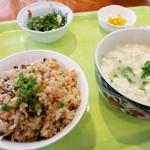 レストランくいな - 料理写真:ゆし豆腐定食