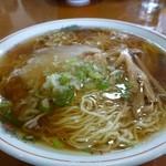 マルヨ食堂 - ラーメン 500円