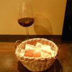 メリメロ - セットドリンクは赤ワイン選択