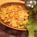 南インドの味 カレーリーフ - チキンのチーズ焼き