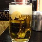17368024 - 生ビール(中ジョッキ)
