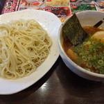 東京とんこつらーめん 翔 - 濃厚つけ麺¥780