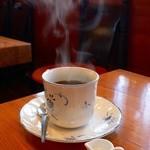 待合室 - ブレンドコーヒー