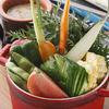 ディキシーダイナー - 料理写真:練馬野菜のバーニャカウダ