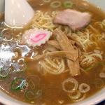 赤坂味一 - 中華ソバ麺少なめ