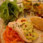 ビストロ ハシ - 前菜の盛合せ