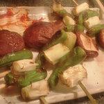 1737761 - 野菜串