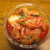 やきとり工房 - 料理写真:白菜キムチ