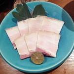 かごめ料理店 - 自家製スーチカ_450円