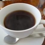 ザッシカフェ - ブレンドコーヒー(390円)
