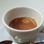 ラ ポーザ カフェ - エスプレッソ。あっぷ。