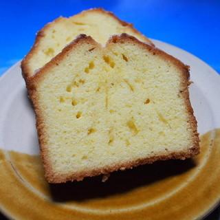 ホームメイド メルシー - 料理写真:パウンドケーキ