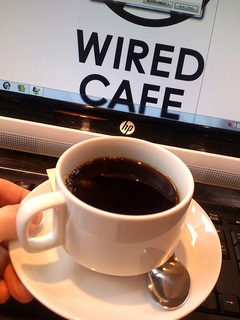 WIRED CAFE Dining Lounge アトレ五反田店