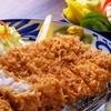 Okinawatonkatsushokudoushimabutaya - 料理写真:サクサクの自家製粗挽きパン粉と脂身の甘さが極立つやんばる島豚あぐーの絶品ロースカツ