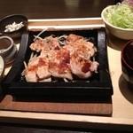 京長家 麻暖簾 - 日替わり定食