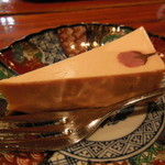 カーベ ハーネ - 桜チーズケーキ