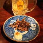 スタンディング くう - 2013.2 ゴロイカの炙り(400円)
