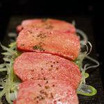 焼肉 いのうえ - 上タン塩(1,500円)