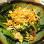 17378316 - パリパリじゃが芋とほうれん草のサラダ