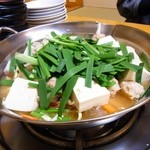 相撲茶屋 大旺 - 2013年2月 ちゃんこ鍋