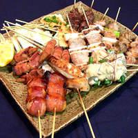 素晴らしきかな人生 - すばじんイチオシの素晴らしきかな串たち