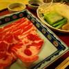 霧島いわさきホテル - 料理写真:黒豚しゃぶしゃぶ