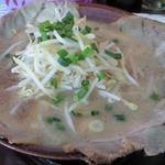 麺屋ばやし - 醤油らーめん(630円)+大盛り(10円)