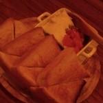 17381001 - お通しのチーズ豆腐