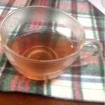南阿蘇ティーハウス 草草茶房 - ドリンク写真:桃のハーブティー