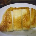 17383585 - 「はんぺんバター焼き」