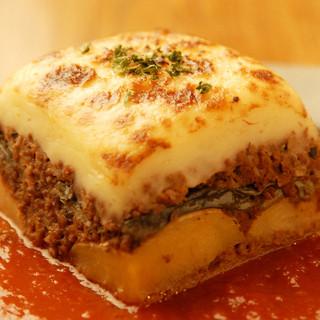 ギリシャ人も絶賛した、ギリシャ国民料理「ムサカ」!