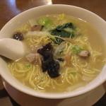 萬盛園 - 野菜タンメン