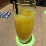 ピッツェリア&バー マーノエマーノ - オレンジジュース